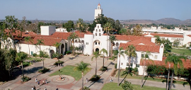 edufindme school san diego state university, american language institute